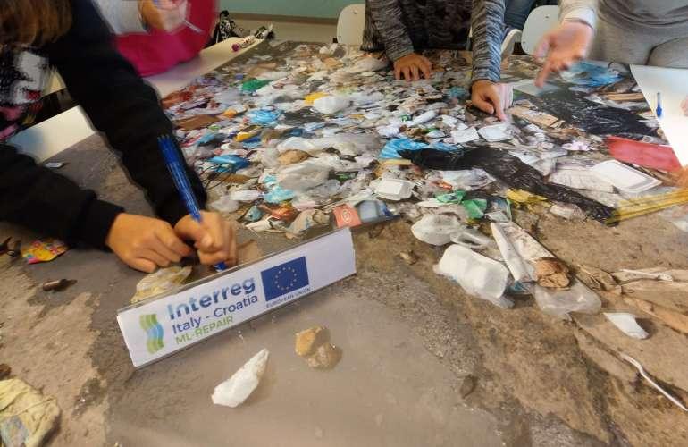 Workshop with school children